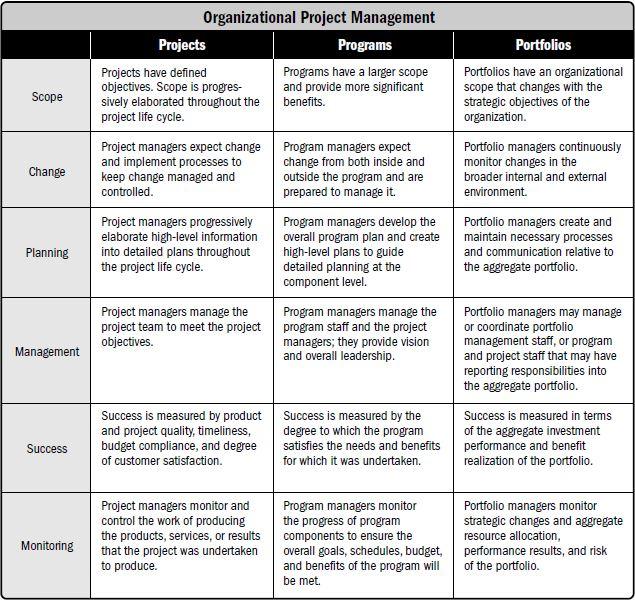 project_program_portfolio