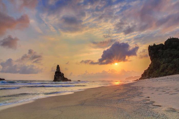4 Sunset Buyutan