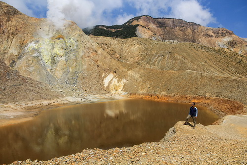 Danau Vulkanik