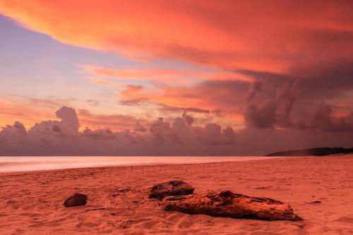 Pangumbahan Sunset