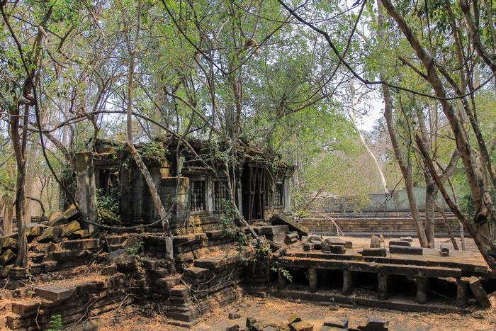 Beng Maelea Temple